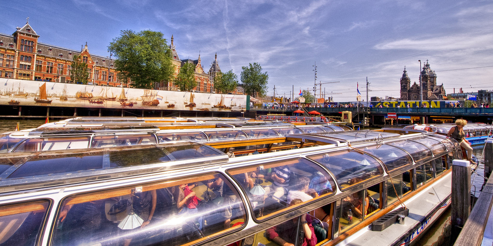 Amsterdam HDR2 01 Centraal Station