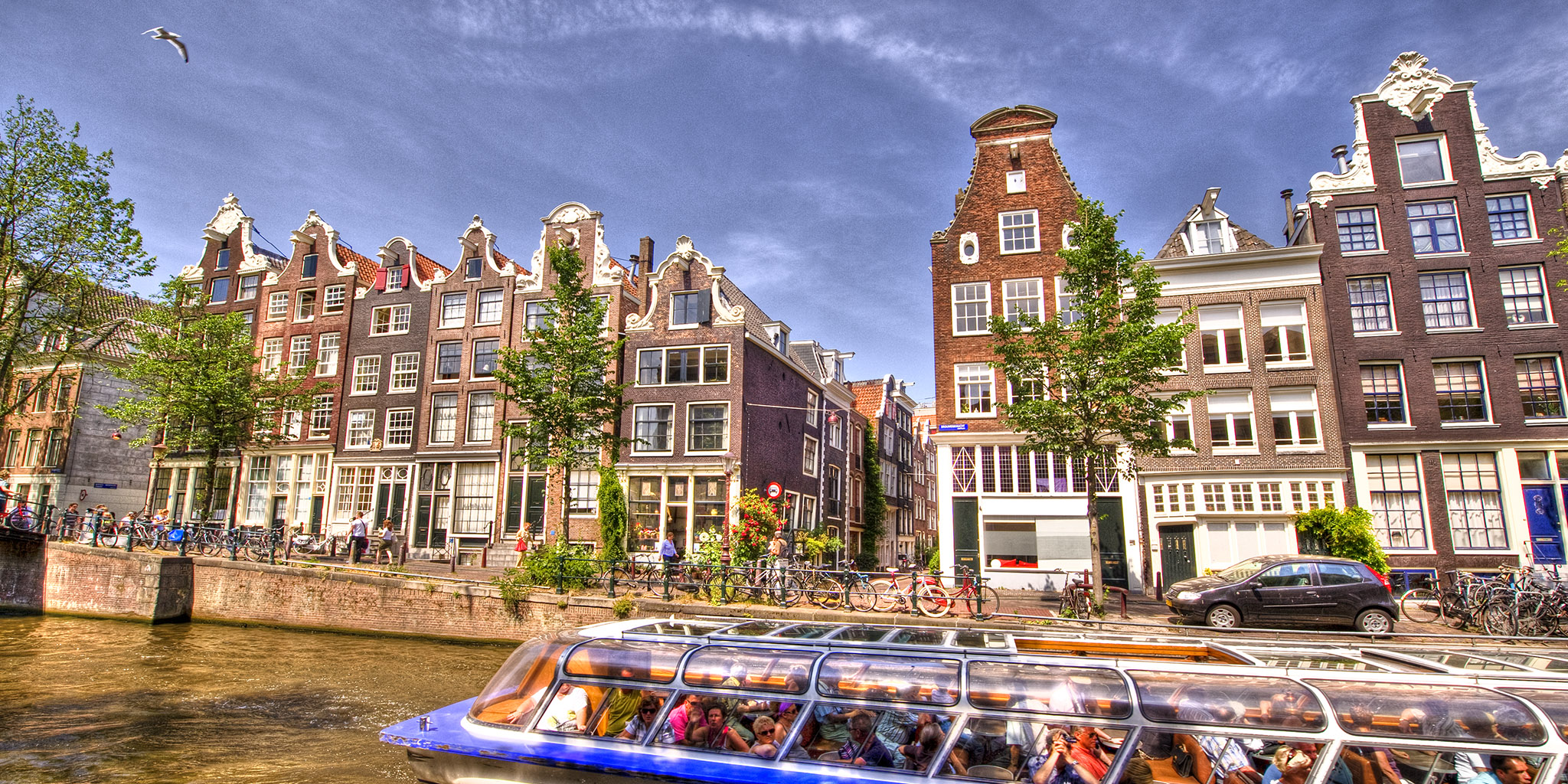 Amsterdam HDR2 02 Brouwersgracht