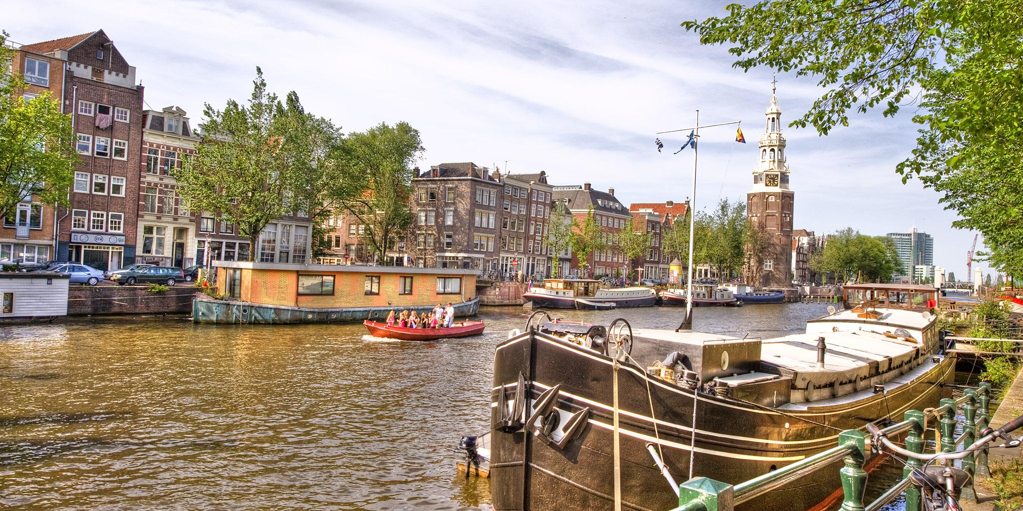 Amsterdam HDR2 09 Oudeschans
