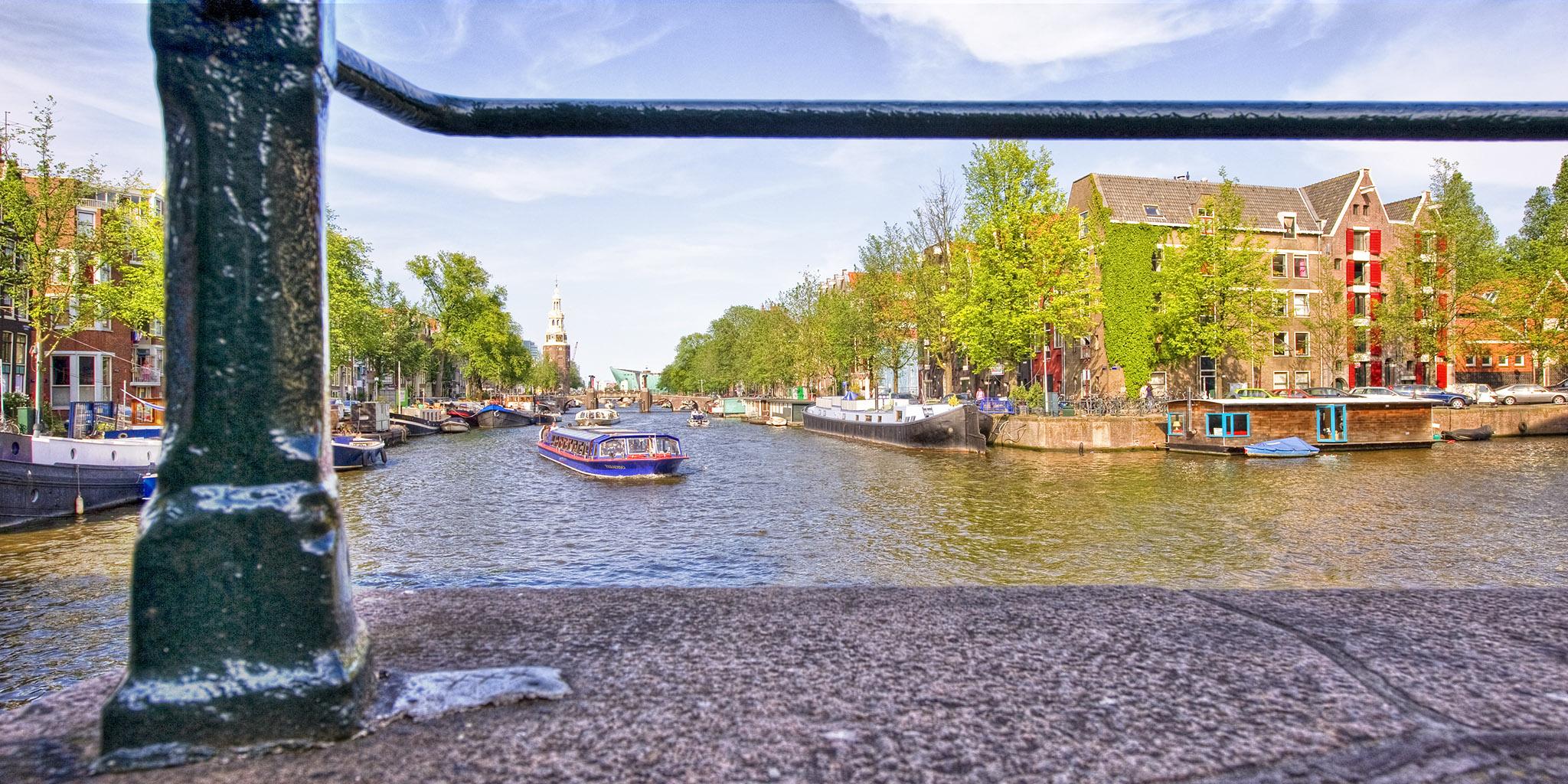 Amsterdam HDR2 10 Oudeschans