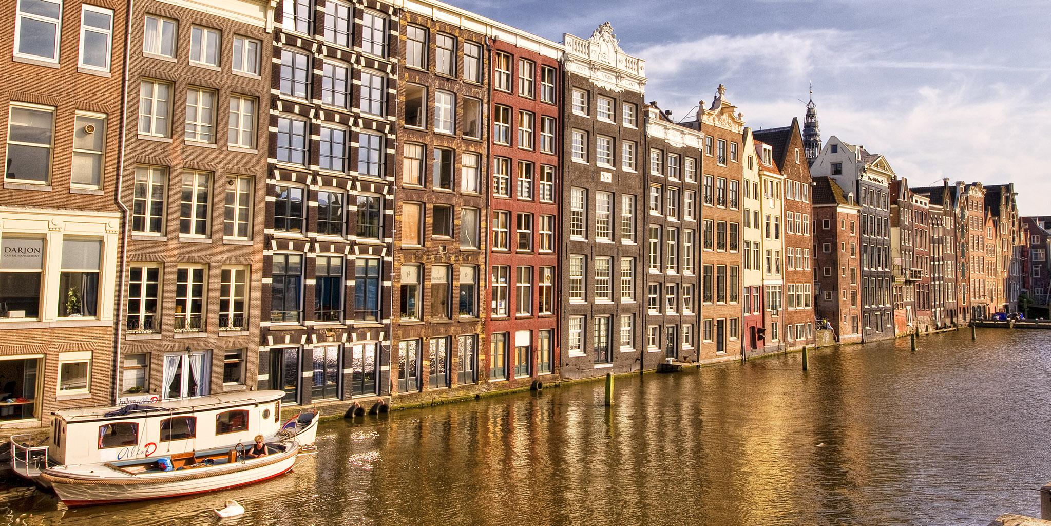 Amsterdam HDR2 12 Damrak