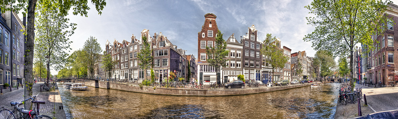 Amsterdam Panorama FX - Zy-co Design & Photo