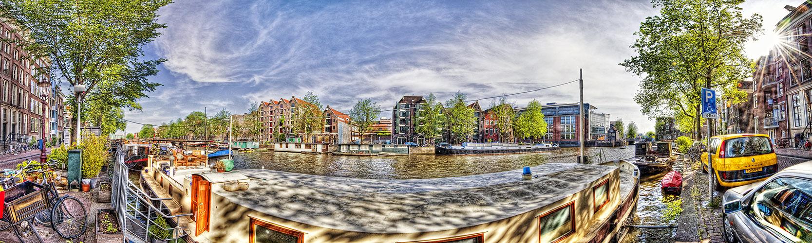 Amsterdam Pano HDR1 04 Oudeschans