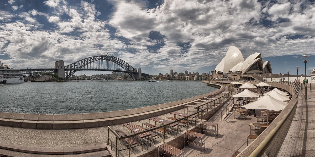 Opera House Panorama