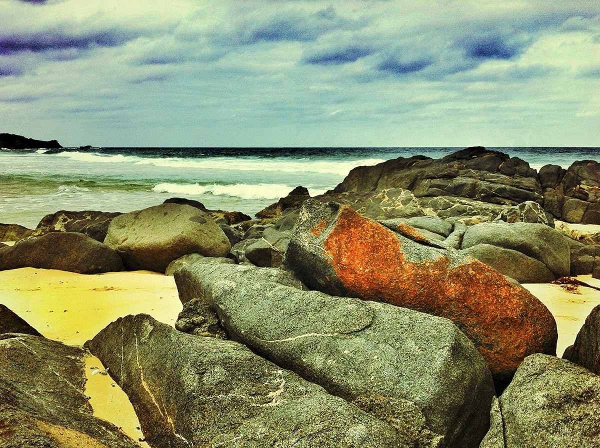 Australia by iPhone & Snapseed