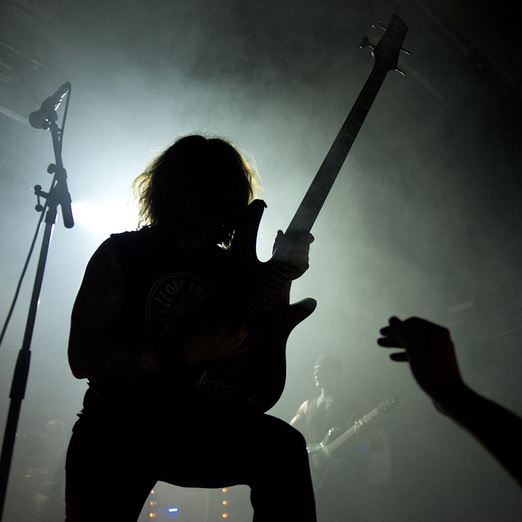 Killswitch Engage, Tivoli The Netherlands, 31-5-2012