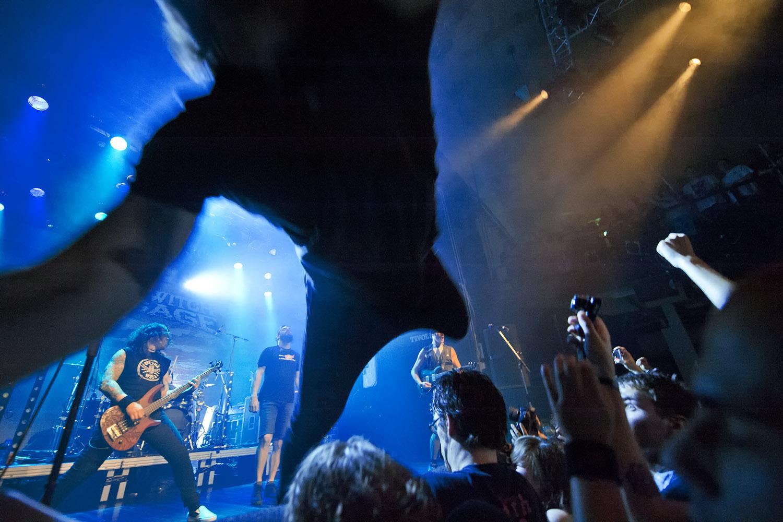 Killswitch Engage, Tivoli The Netherlands, 31-5-2013