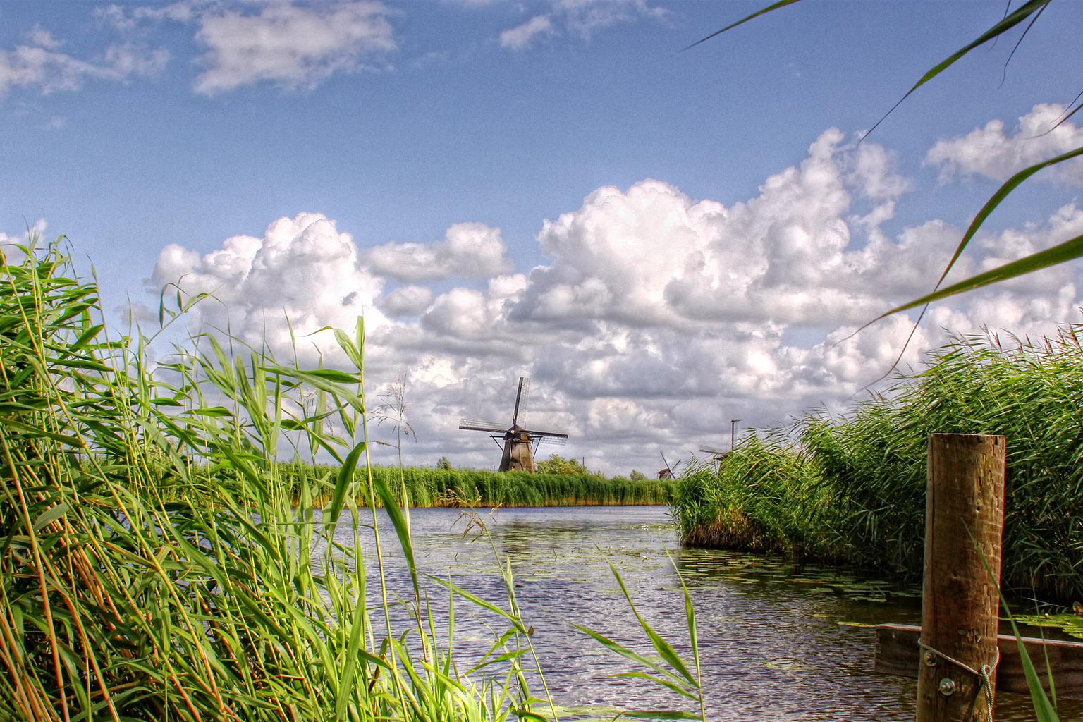 Kinderdijk 09