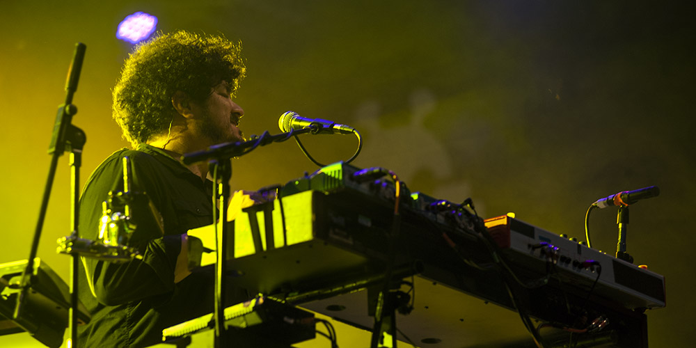 Lowlands 2012, The Netherlands