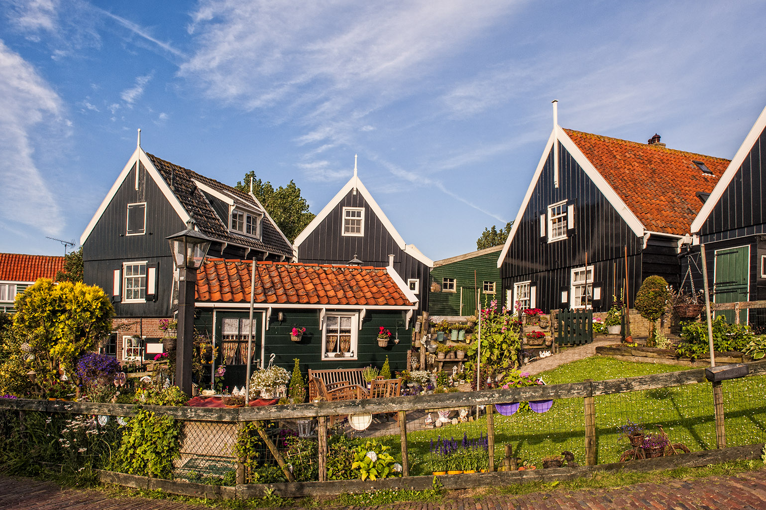 Marken, the Netherlands