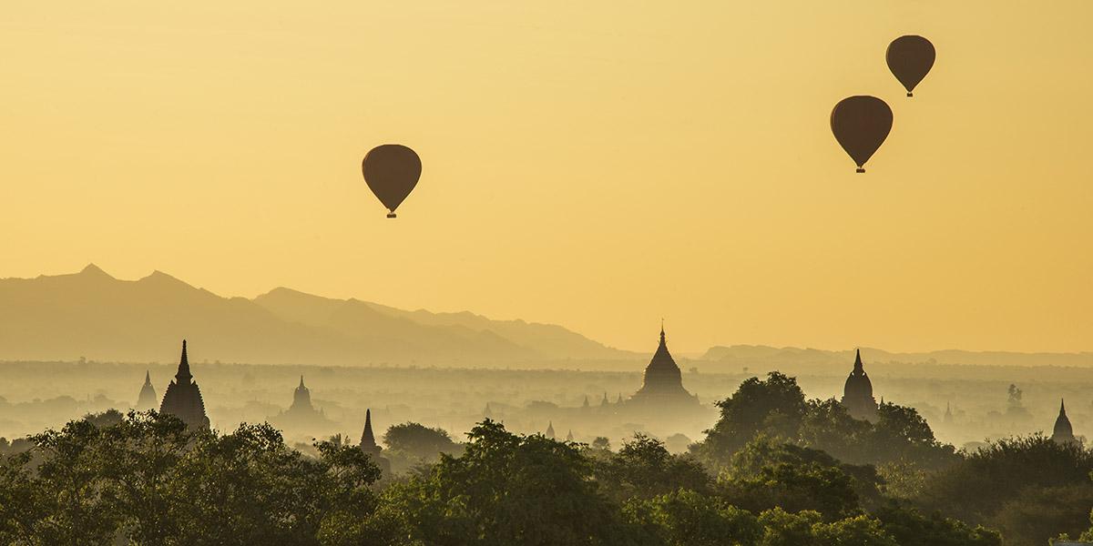 Bagan Balloons I