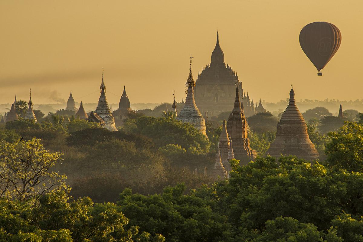 Bagan Balloons II