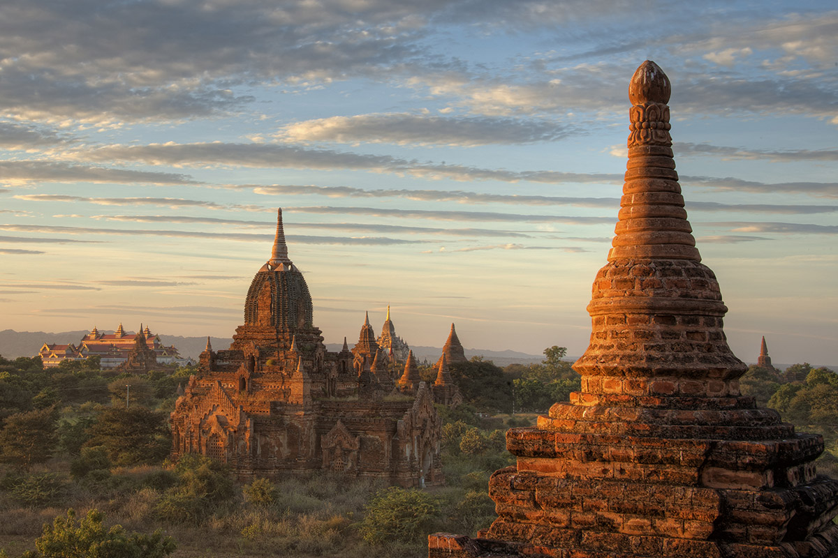 Bagan Plains I