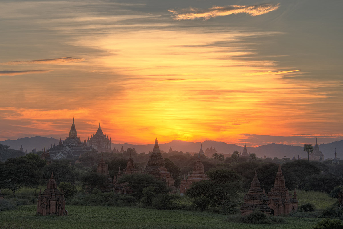 Bagan Dreams