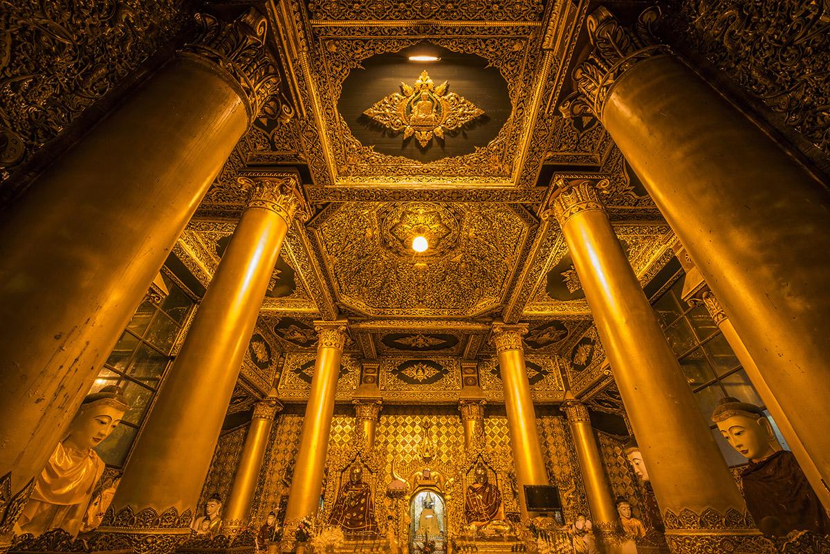 At Schwedagon