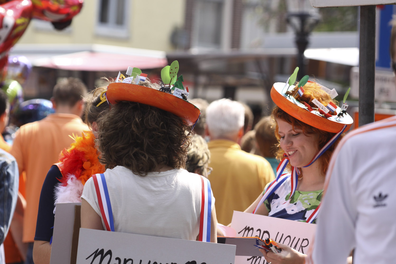 Koninginnedag Utrecht