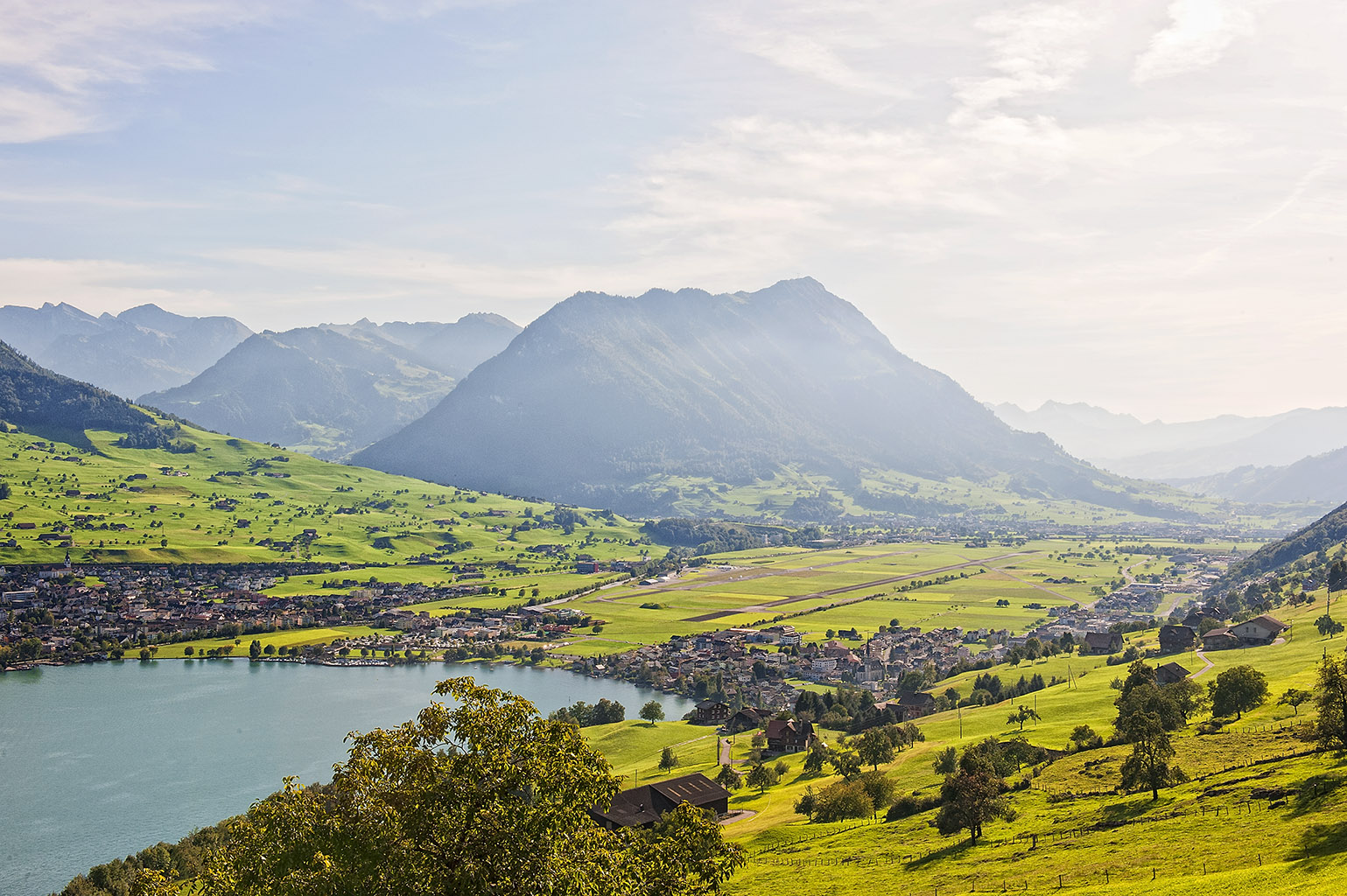Switzerland 3-118 Burgenstock Felsenweg
