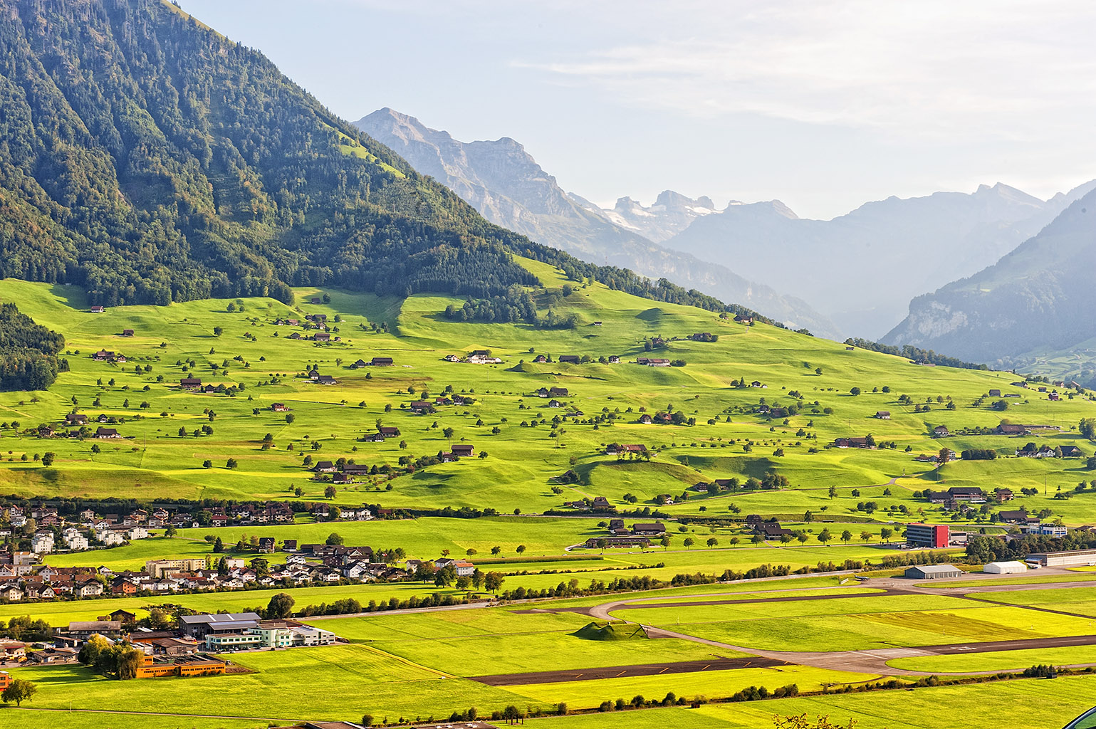 Switzerland 3-119 Burgenstock Felsenweg
