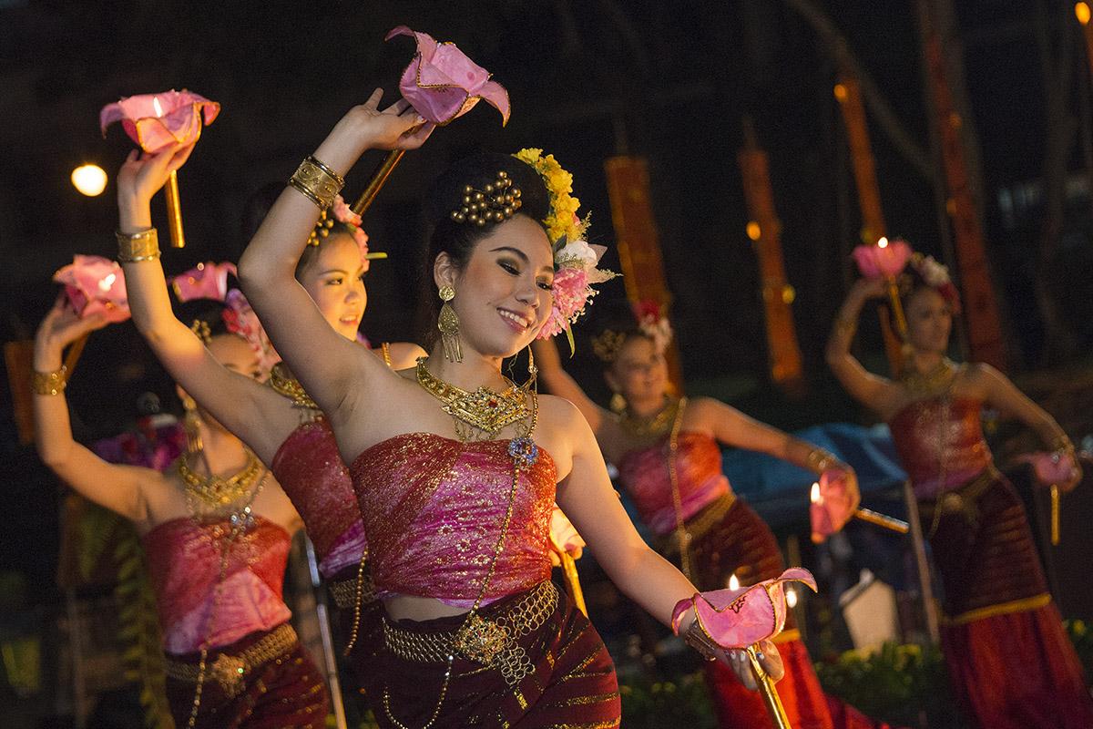 Chiang Mai Dancers