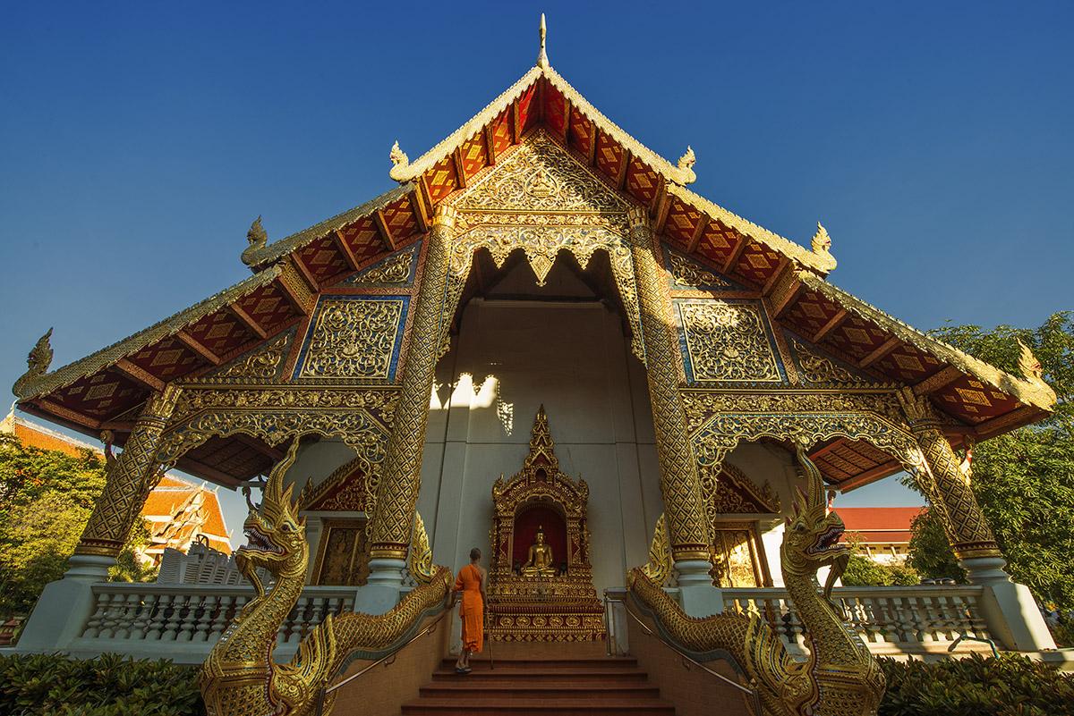 Chiang Mai Temple IIII