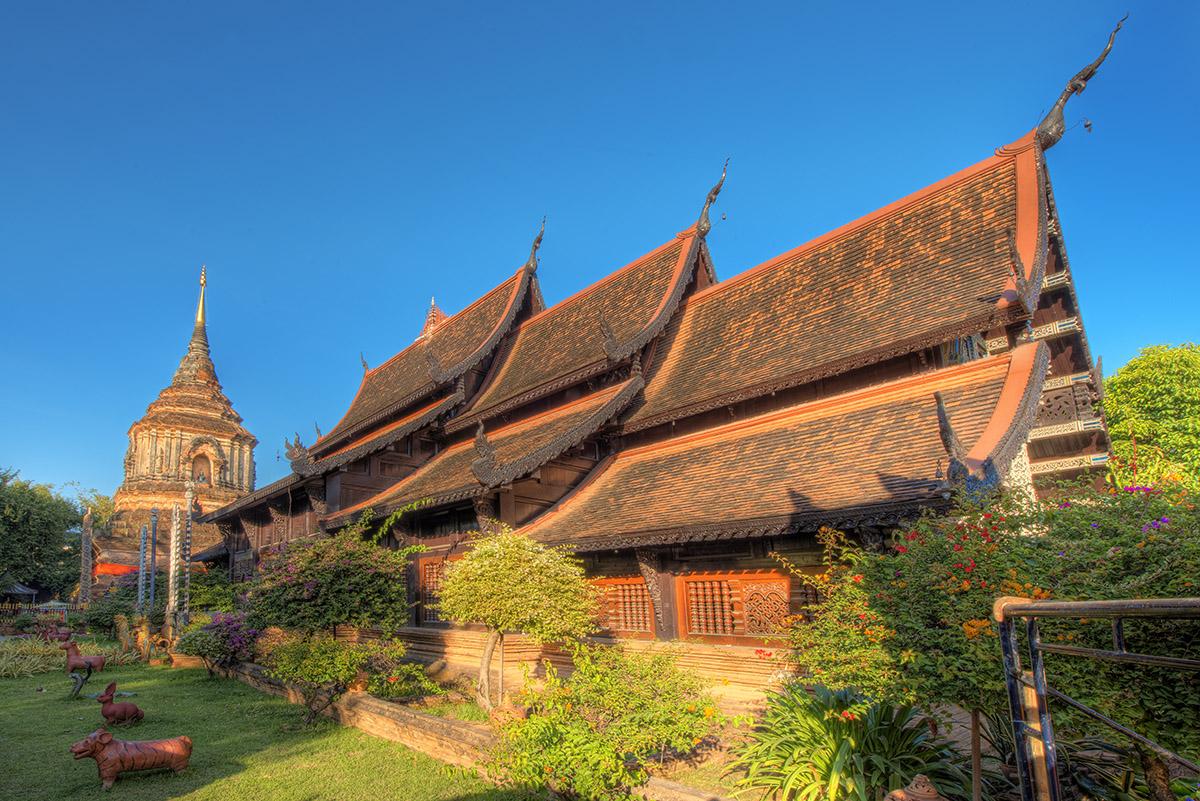 Chiang Mai Temple II