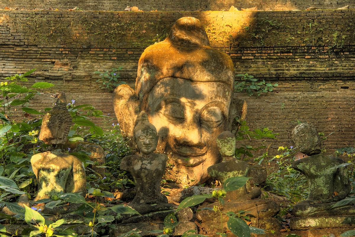 Wat Umong Garden II