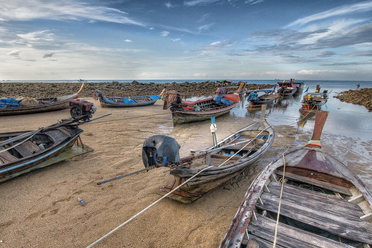 Ko Lanta Boats