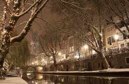Utrecht Winter
