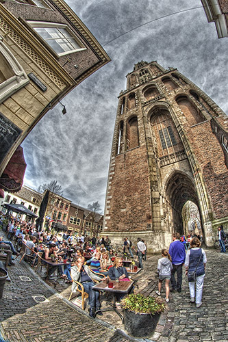 HDR, Utrecht The Netherlands