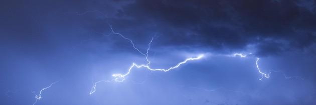 Lightning 21 May 2014