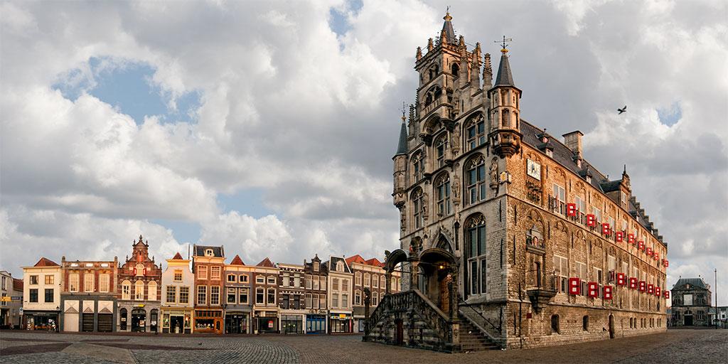 043-Gouda-Stadhuis-panorama
