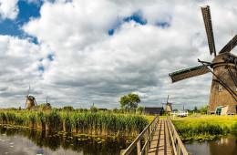 Kinderdijk Panorama